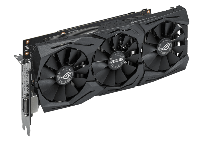 ASUS Republic Of Gamers anuncia la Strix GeForce GTX 1060 - strix-geforce-gtx-1060-asus-800x554