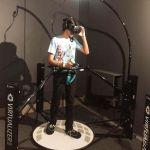 La realidad virtual llega a México en el parque de diversiones, Ventura Park - vrevolution-virtualizer