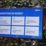 """Weebly, crea páginas web, blogs o tiendas online sin ser un experto con la función """"drag and drop"""" - beneficios-weebly"""