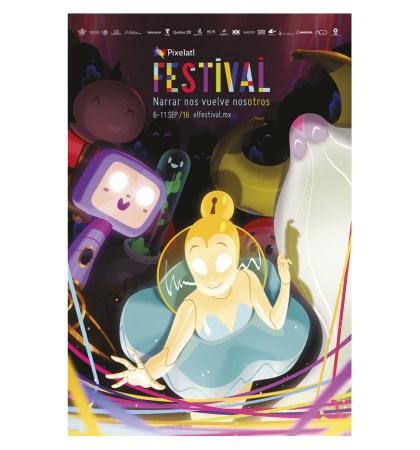 Anuncian quinta edición del Festival Pixelatl: animación, Videojuegos y cómic
