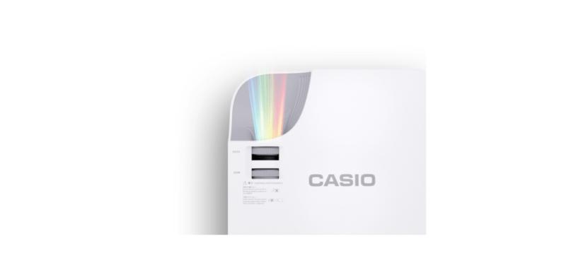 Línea de proyectores LampFree Casio presente en la ExpoTecnoMultimedia InfoComm 2016 - casio-proyectores-lampfree-800x372