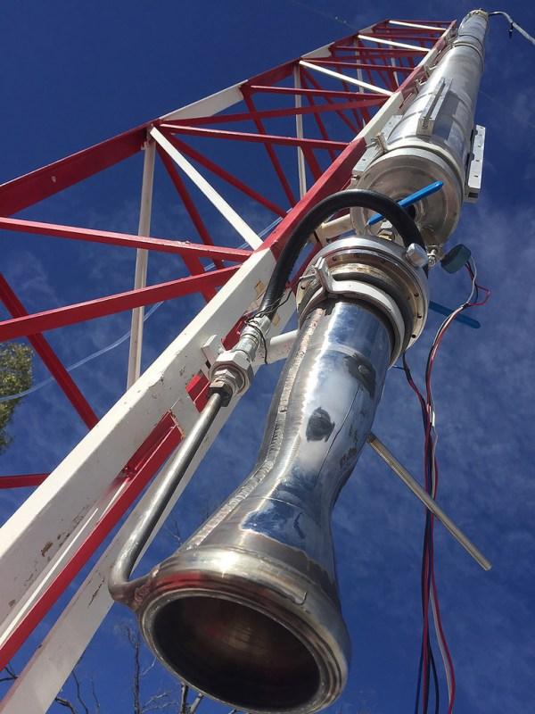 """Crean el cohete mexicano """"JFCR.2000-Pollux"""" para lanzar satélites de universidades - cohete-mexicano-jfcr-2000-pollux-600x800"""
