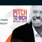 Pitch To Rich: Richard Branson convoca a jóvenes emprendedores mexicanos