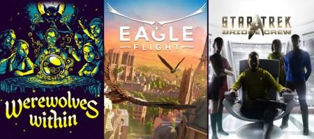 Ubisoft anuncia las fechas de estreno de sus juegos de realidad Virtual