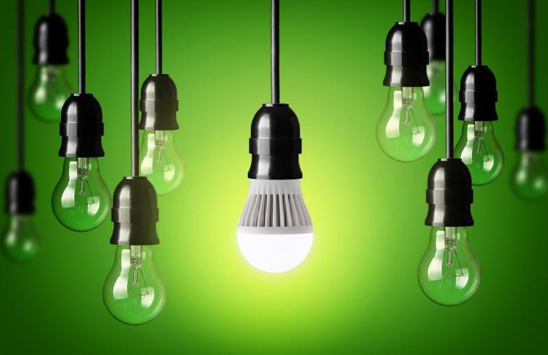 Focos led el porqu son el futuro de la iluminaci n for Focos led para terrazas