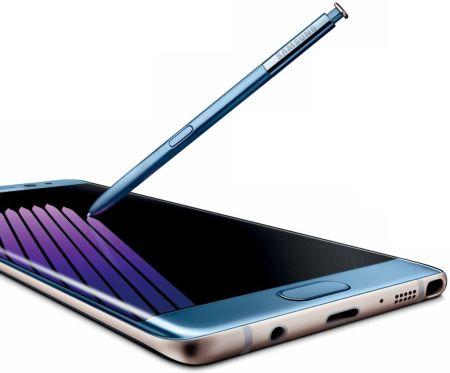 Samsung limita las pre-órdenes del Galaxy Note 7 en Europa