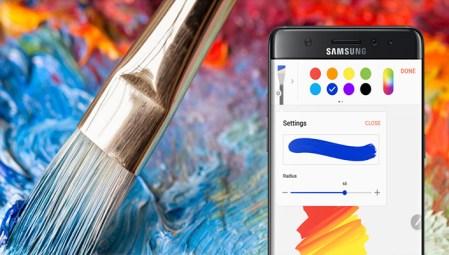App de notas del Galaxy Note 7 llegará a antiguos modelos