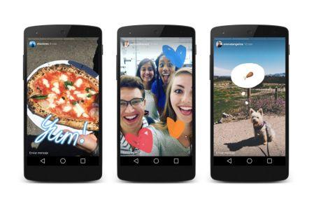 Instagram Stories, el nuevo formato para contar historias en Instagram
