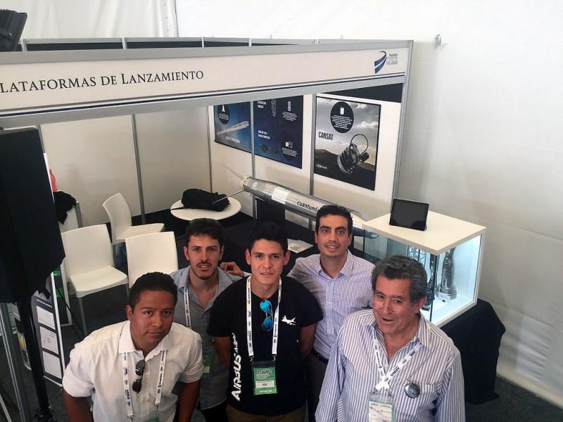 """Crean el cohete mexicano """"JFCR.2000-Pollux"""" para lanzar satélites de universidades - jfcr-2000-pollux-cohete-mexicano-800x600"""