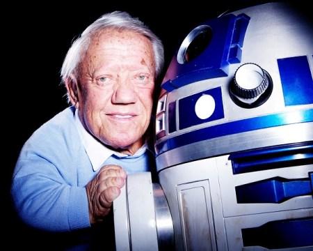 """Muere Kenny Baker, el actor que dio """"vida"""" a 'R2D2'"""