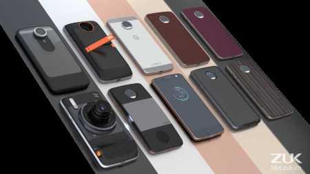 Se filtra el Moto Mod de cámara para el Moto Z