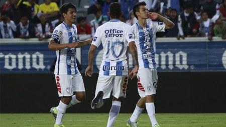 Pachuca vs Police United, Concachampions 2016 – 2017