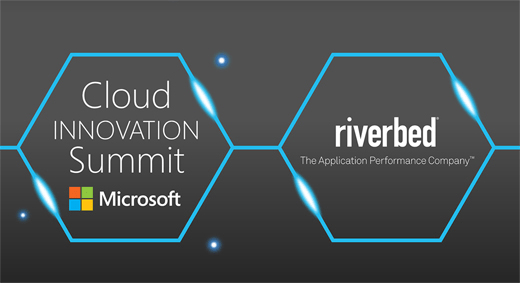 Riverbed presente en el Microsoft Cloud Innovation Summit 2016 - riverbed-patrocinador-cloud-innovation-summit
