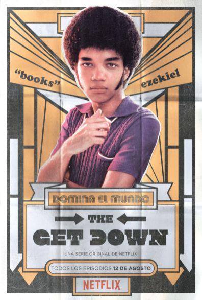 Conoce a los protagonistas de The Get Down, la nueva serie de Netflix - the-get-down-books_las