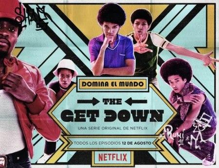 Conoce a los protagonistas de The Get Down, la nueva serie de Netflix