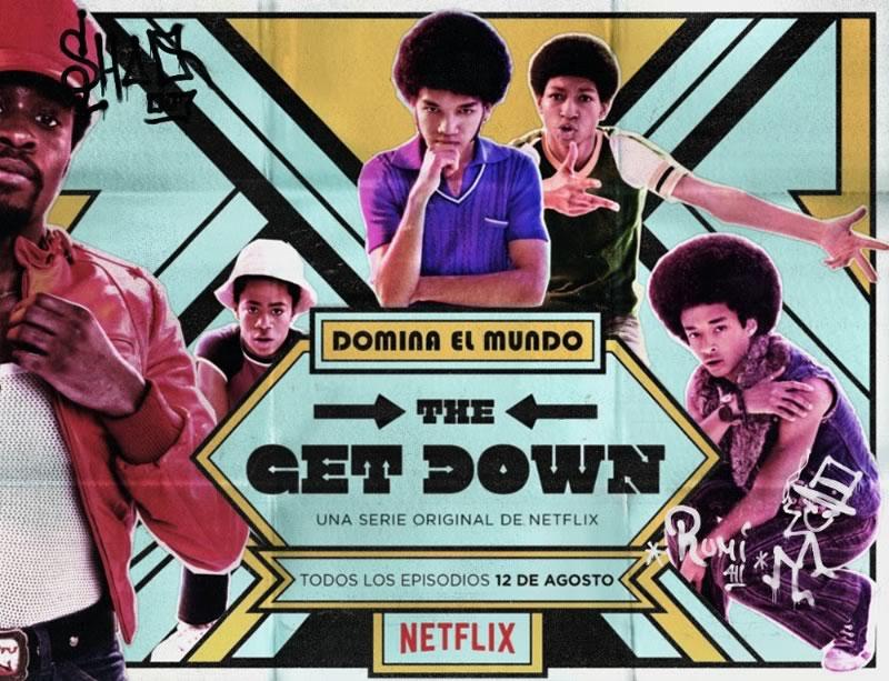 Conoce a los protagonistas de The Get Down, la nueva serie de Netflix - the-get-down-netflix