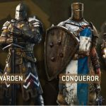 For Honor revela su alineación completa de héroes y modos multijugador - ubisoft-for-honor-1_knights
