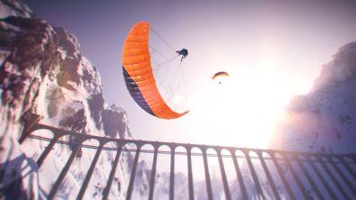 Steep: título deportivo y de acción, saldrá a la venta el 2 de diciembre - ubisoft-steep_paraglides_tricks_viaduc