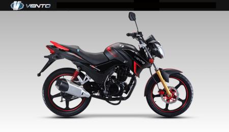 Motocicletas Vento con servicios de primer nivel