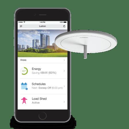 Vive de Lutron, nuevos productos y software para el control inalámbrico de iluminación