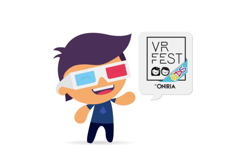 VR FEST KIDS y VR FEST FORUM forman parte del Festival de realidad virtual - vr-fest-kids-800x568