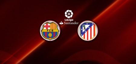 Barcelona vs Atlético de Madrid, Liga 2016 – 2017 | Resultado: 1-1