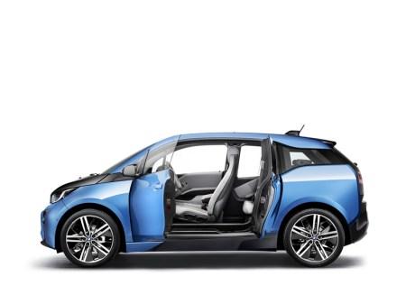 El nuevo BMW i3 con bateria de mayor capacidad (94Ah) ya está en México