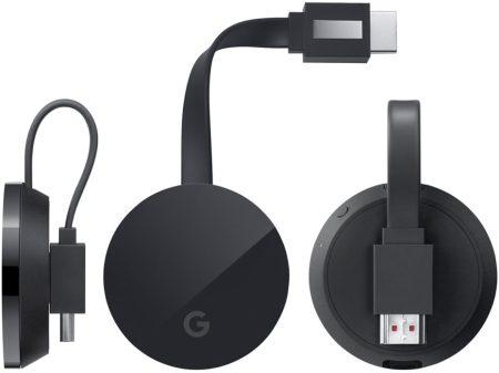 Se filtra el Chromecast Ultra con soporte de contenido 4K