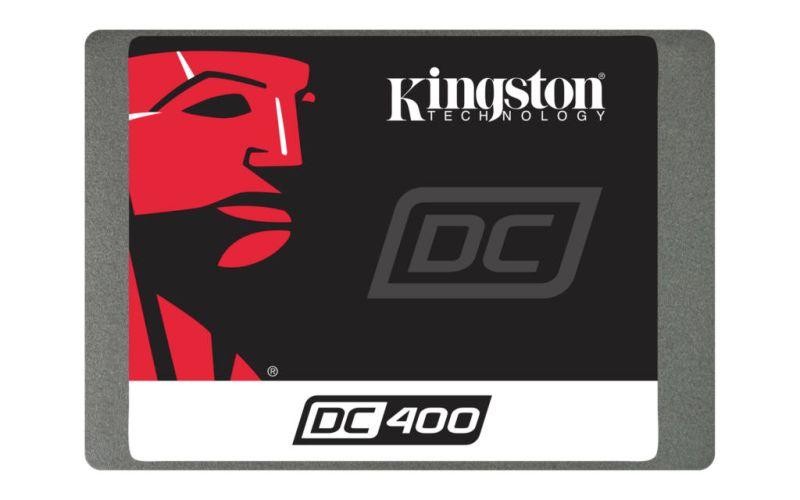 Kingston presenta su nueva SSD DC400 para servidores nivel de entrada - dc400-ssd-1-800x500