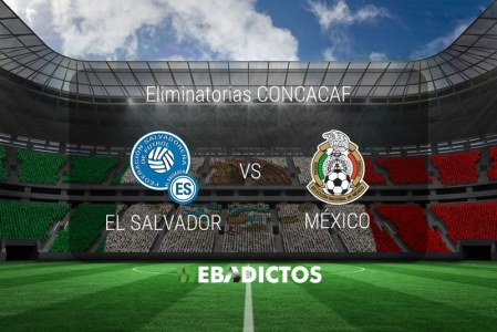 El Salvador vs México, eliminatorias Concacaf 2016