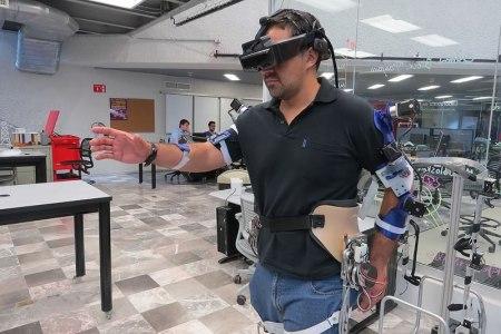 Innovan exoesqueleto desarmable e inteligente para rehabilitación de zonas específicas del cuerpo