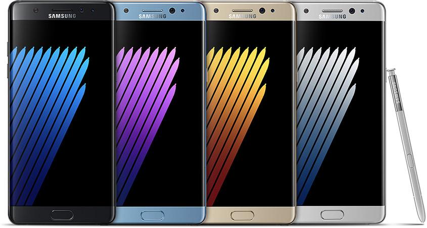 La FAA oficializa el bloqueo de uso del Galaxy Note 7 en vuelos comerciales estadounidenses - galaxy-note7_product_l