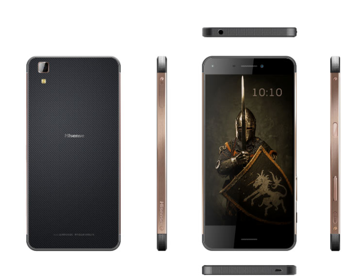 IFA 2016: Hisense presenta sus avances tecnológicos de Smart TVs y smartphones - hisense-c30