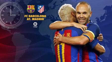 A qué hora juega Barcelona vs Atlético Madrid en la Liga este 21 de septiembre y en qué canal verlo