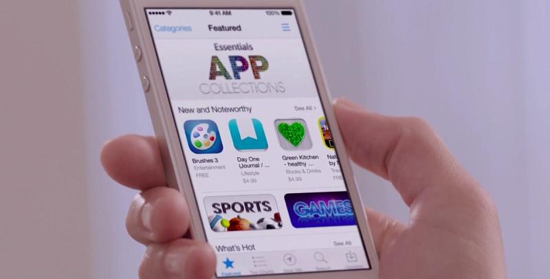 App Store podría agregar opción de suscripciones mensuales - ios-7-app-store-teaser-004-800x406
