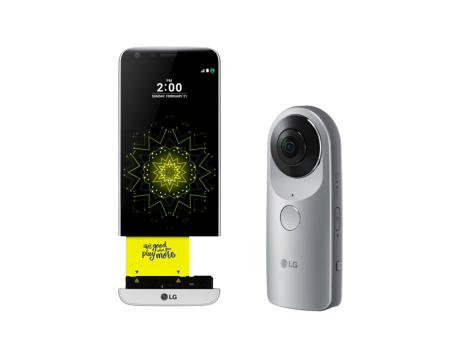 LG: tendencias y avances en relación con la fotografía digital