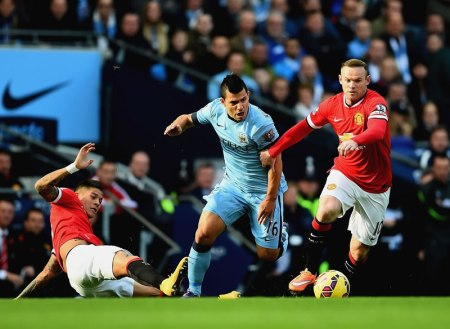 Manchester United vs Manchester City, Premier League 2016-17 | Resultado: 1-2