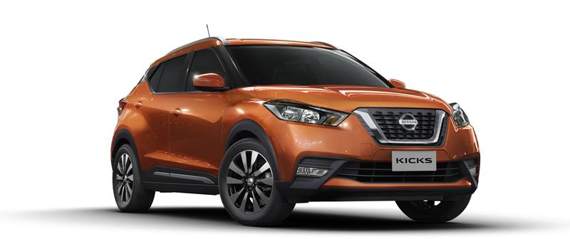 Nissan Kicks llegó a México - nissan-kicks-mexico