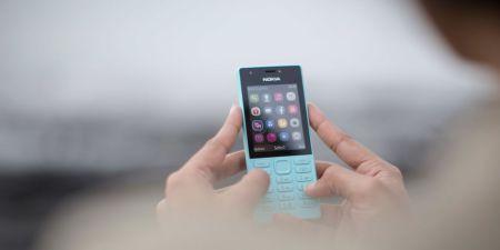 Microsoft presenta al Nokia 216, un teléfono básico