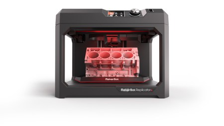Lanzan nuevas impresoras 3D MakerBot para profesionistas y educadores