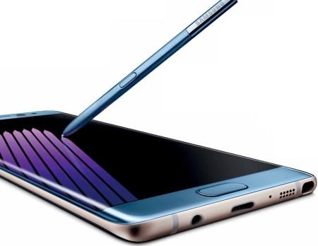 Samsung pierde valor en la bolsa por causa del Galaxy Note 7