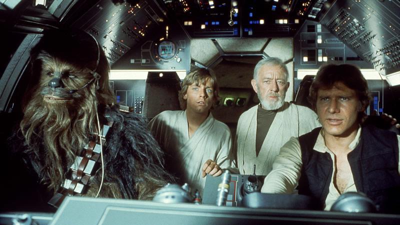 La saga completa de Star Wars llega a Netflix América Latina - star-wars-iv-netflix