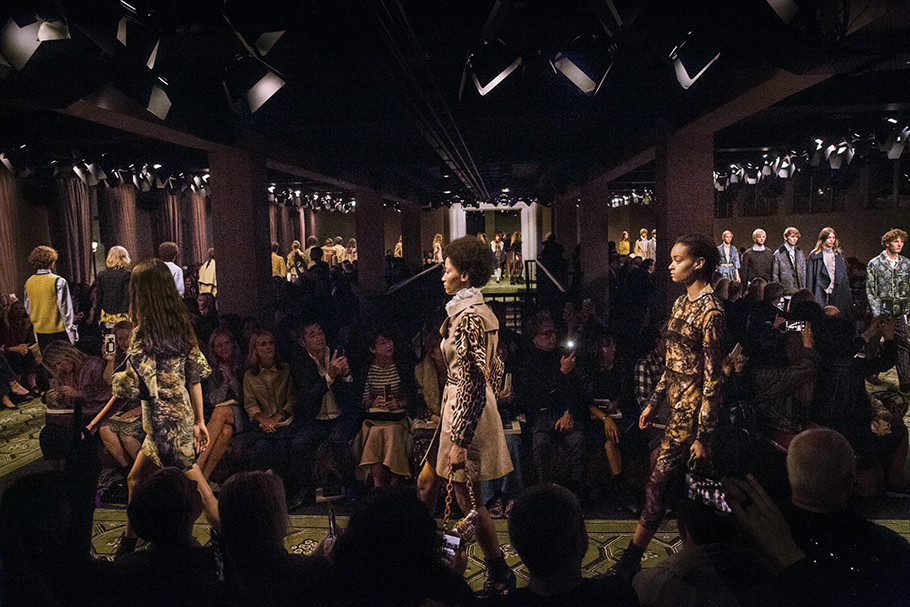 Burberry September Collection y su experiencia digital - the-burberry-september-2016