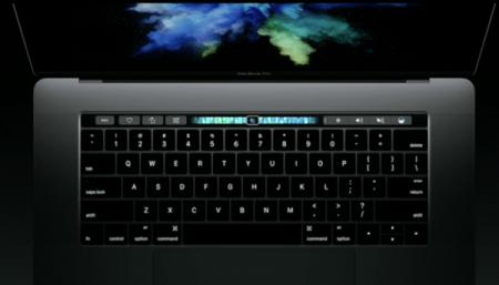 MacBook Pro incorporará una barra táctil en el teclado y Touch ID