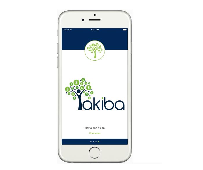 Akiba, la primera aplicación de friendfunding llega a México - akiba
