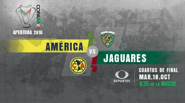 América vs Chiapas, Copa MX A2016   Resultado: 3-2 - america-vs-jaguares-internet-copa-mx-a2016