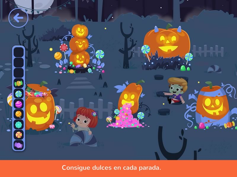 3 divertidas apps de halloween para niños - apps-halloween-ninos