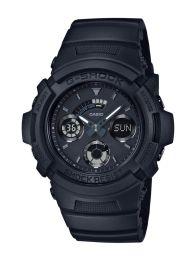 G-Shock presenta nueva serie Black Out, relojes totalmente en negro - aw-591bb-1a_jf_dr