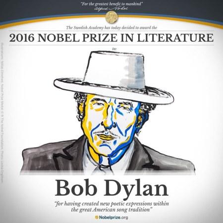 Canciones de Bob Dylan aumentaron sus reproducciones en un 512% en Spotify