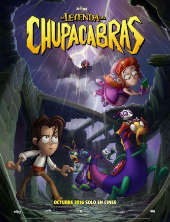 La leyenda del Chupacabras se estrena en México